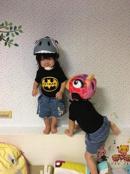 1歲學步開始,為你們準備防撞/防跌帽
